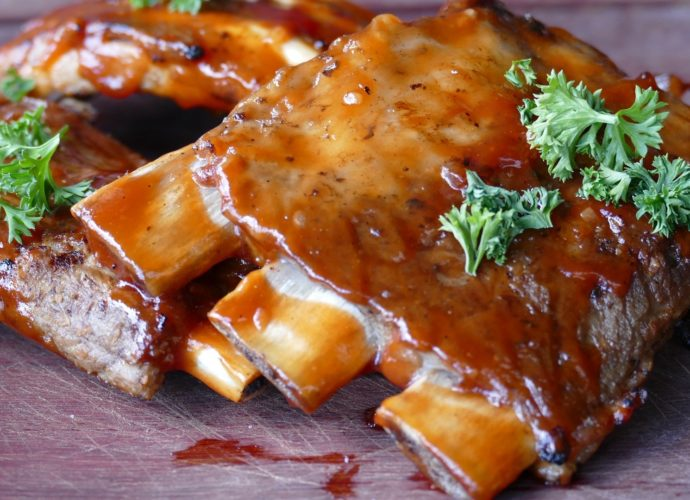 Spareribs vom Grill