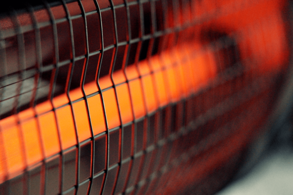 Infrarotgrill Stahlungswärme
