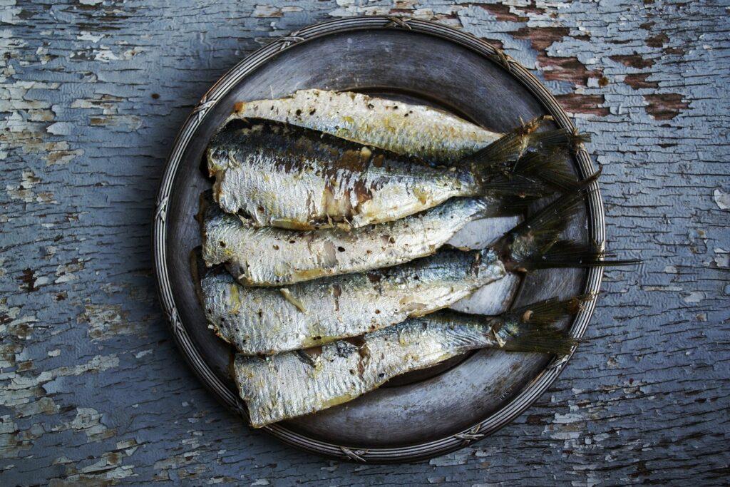 Fisch von der Plancha